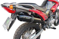 Ponteira NX 125 / Bros 150 03/08  Preto Tyranno Wacs