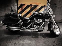 Escapamento Reto Boulevard C1500 2.1 2 Sport cromo  Cobra