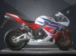 Escape Esportivo Honda CBR 600RR 2014 Estilo Original Firetong