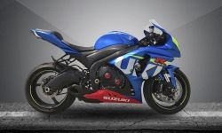 Escape esportivo Suzuki GSX-R Srad 1000 Willy Made