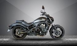 Escape Esportivo Vulcan 650 Willy Made