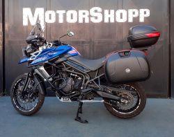 Kit Bauleto Tiger 800 18/... 40L Givi Monokey