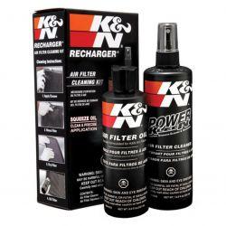 Kit de Limpeza Para Filtro de Ar K&N 995050