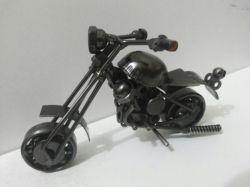Miniatura Moto de Ferro