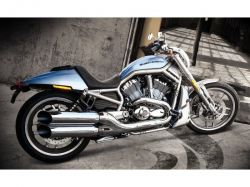 Ponteira HD V-ROD Slasher Sport Cromado  Cobra