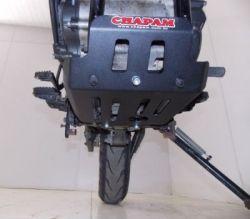 Protetor de Carter Tenere 250 Lander 250 XTZ 250 X Chapam