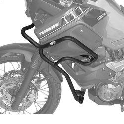 Protetor de Motor Carenagem Tenere 660 c/ Pedaleira Scam