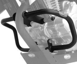 Protetor de Motor CBX 250 Twister 2015 Preto Scam