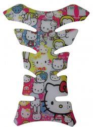 Protetor de Tanque Hello Kitty  Sticker