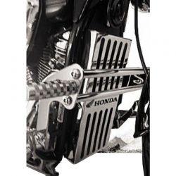 Protetor Radiador Shadow 600 Cromo Cobra