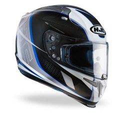 Capacete Hjc RPha 10 Cage Azul Mc2