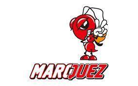 Camiseta Marc Marquez 93 Original Powered  - Motorshopp