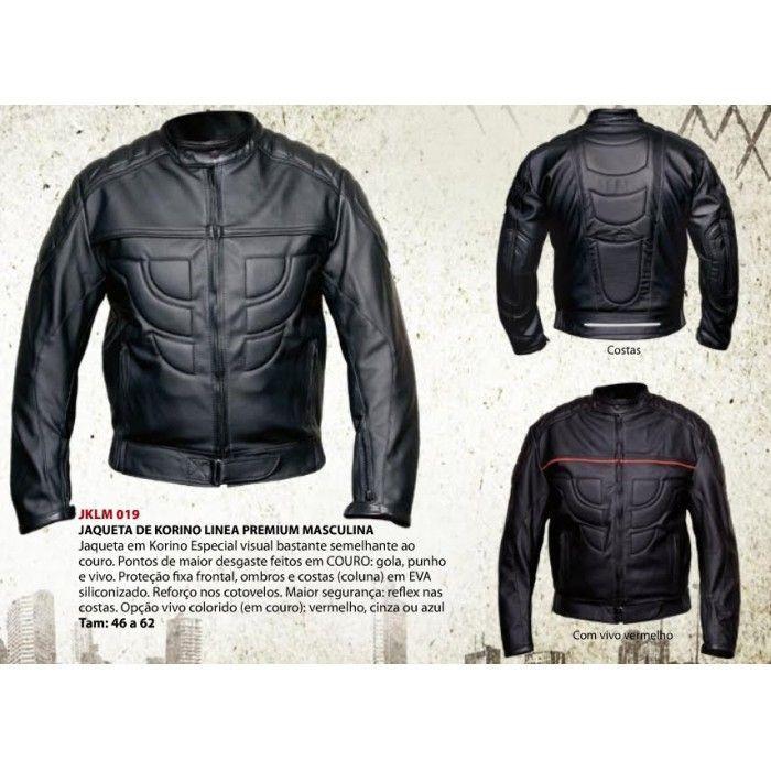 Jaqueta de Korino Premium Augustus