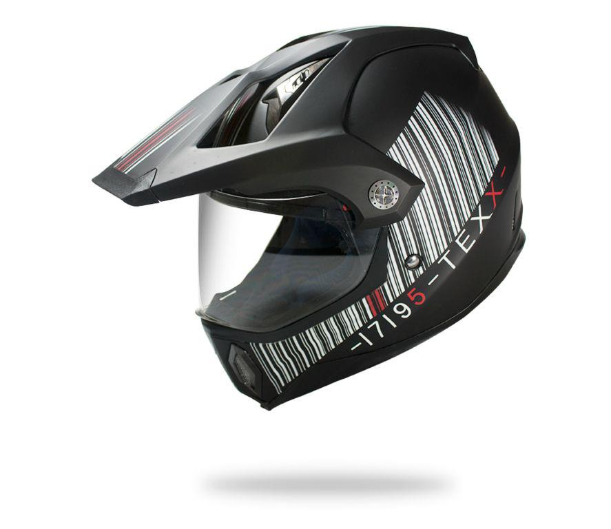 Capacete Texx Trail Cross Barcode