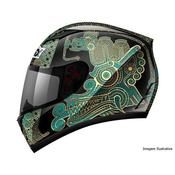 Capacete Shox Axxis Maya