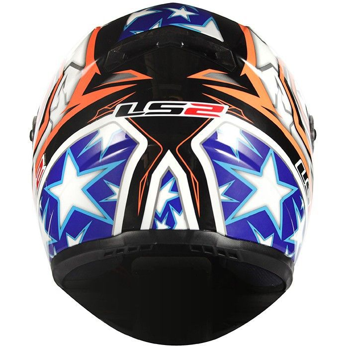 Capacete LS2 FF358 Racer