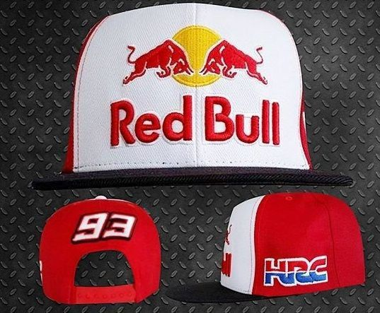 Boné Marc Marquez 93 Red Bull Powered  - Motorshopp