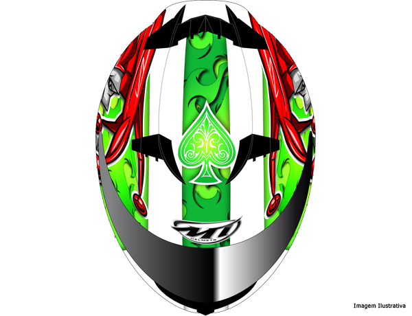 Capacete Mt Blade Joker New Green
