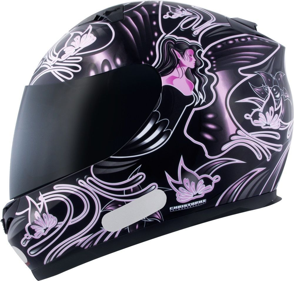 Capacete MT Blade Butterfly New Black Pink