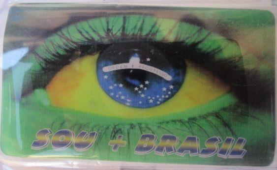 Adesivo Resinado Brasil I