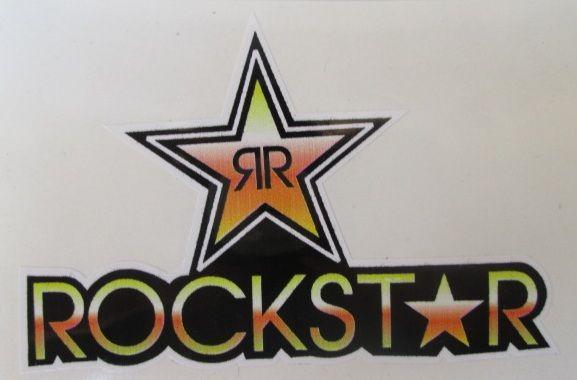 Adesivo Rockstar