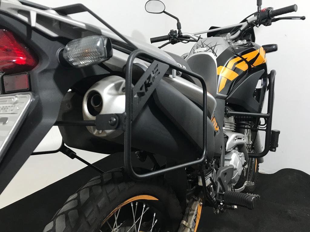 Afastador de Alforge XRE 300 Bráz Acessórios (PAR)  - Motorshopp