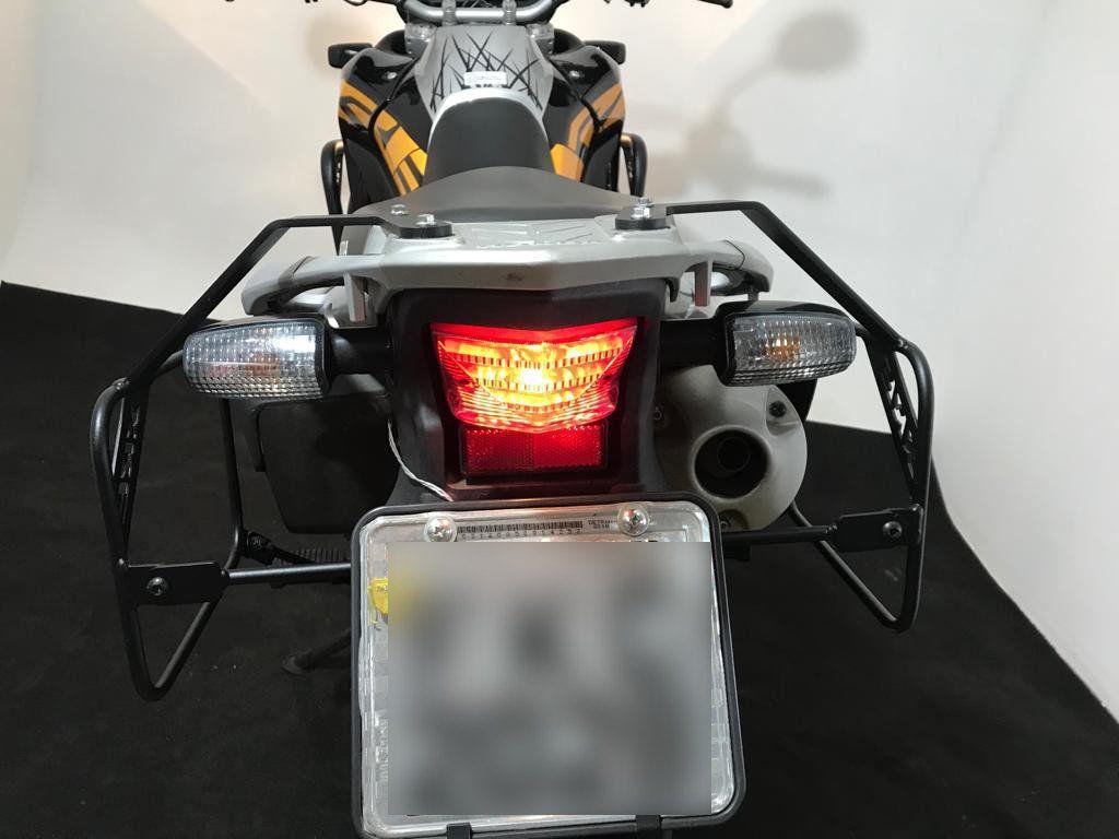 Afastador de Alforge XRE 300 Bráz Acessórios (PAR)