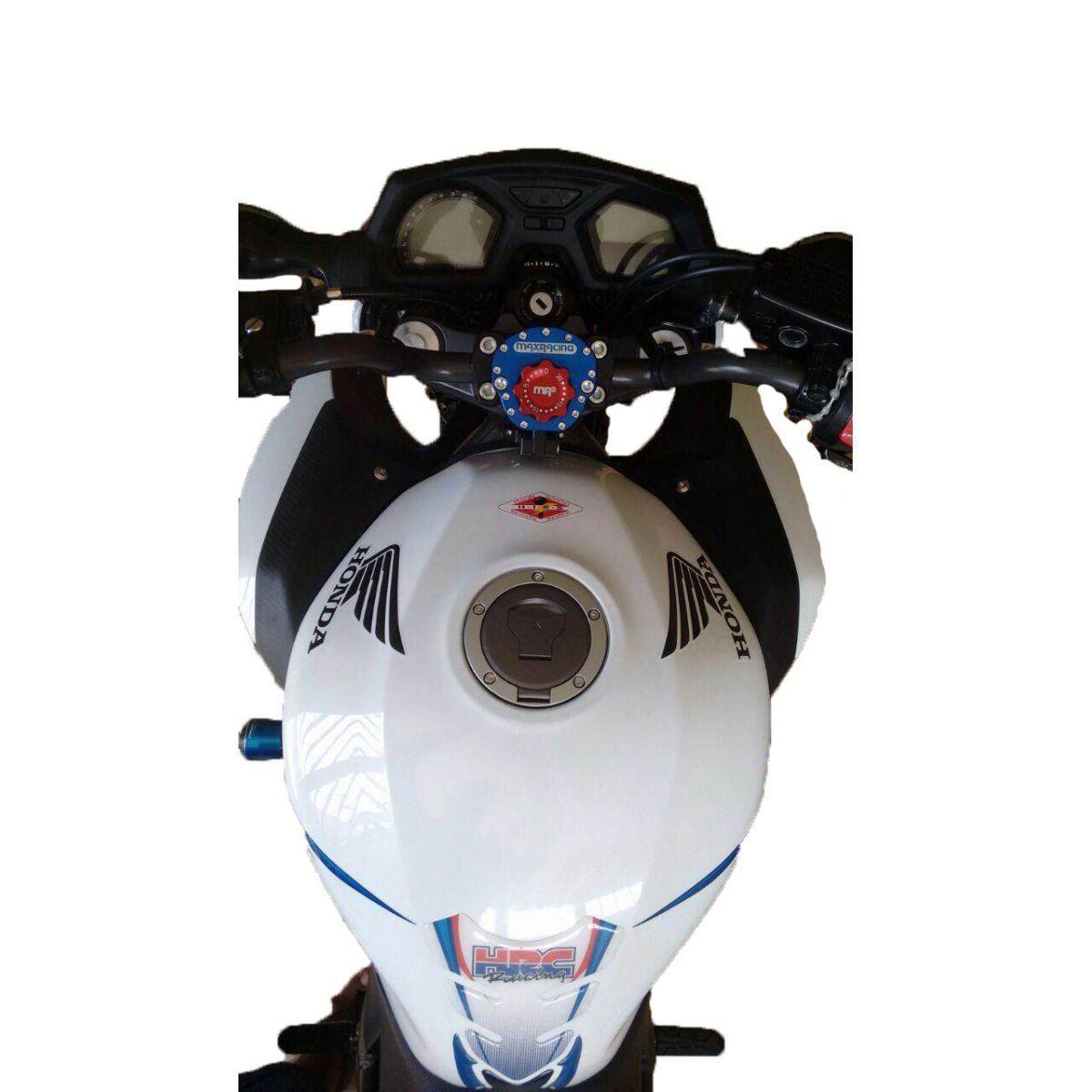 Amortecedor de direção GSX 650 F 2011 a 2013 Max Racing  - Motorshopp