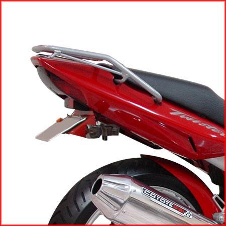 Bagageiro CBX 250 Twister 06/08 Hércules Roncar