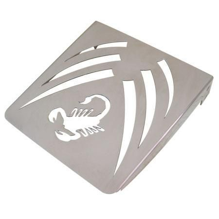 Bagageiro Shadow 600 Scorpion p/ Sissybar Roncar