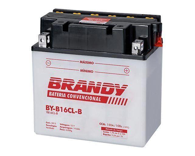 Bateria com Solução Convencional Brandy BY-B16CL-B - Jet Ski