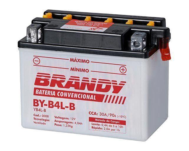 Bateria com Solução Brandy - BY-B4L-B - Dream Super Smart