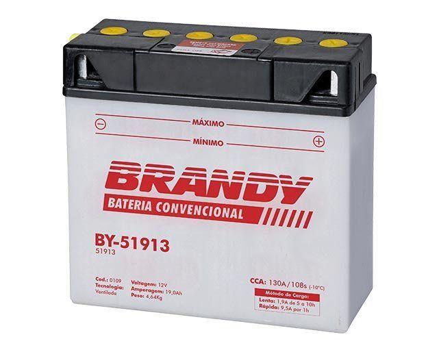 Bateria com Solução Brandy BY-B51913L-A - R1200 K1300