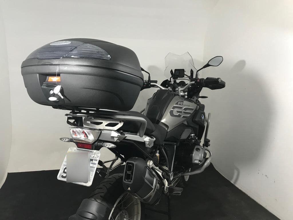 Bauleto 45L Monolock Simply Fume Givi  - Motorshopp