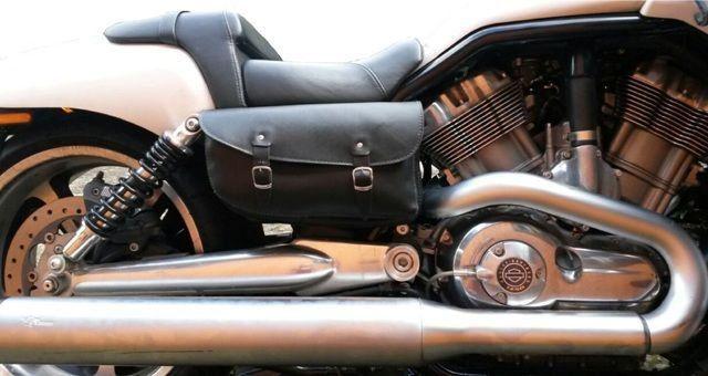 Bolsa de Balança V-Road Preto Rider Classic  - Motorshopp