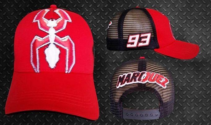 Boné Marc Marquez 93 Powered