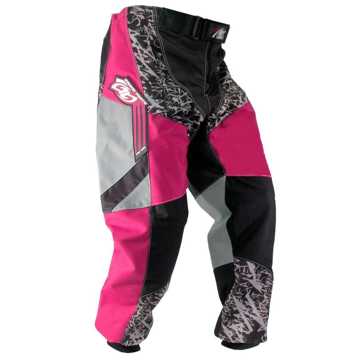 Calça Off Road Insane Rosa  Pro Tork