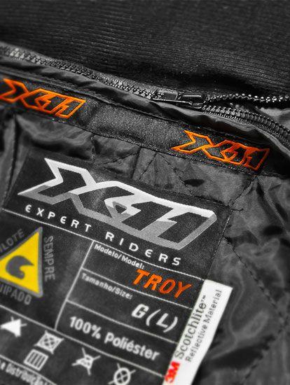Calça Motociclista X11 Troy