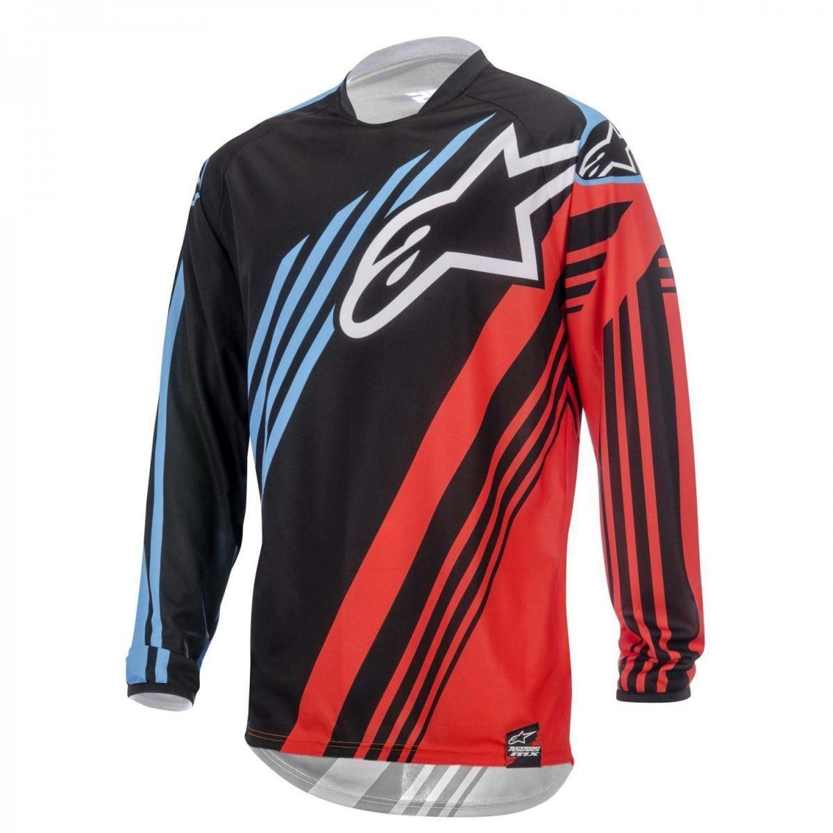 Camisa Off Road Alpinestars Racer Supermatic 15