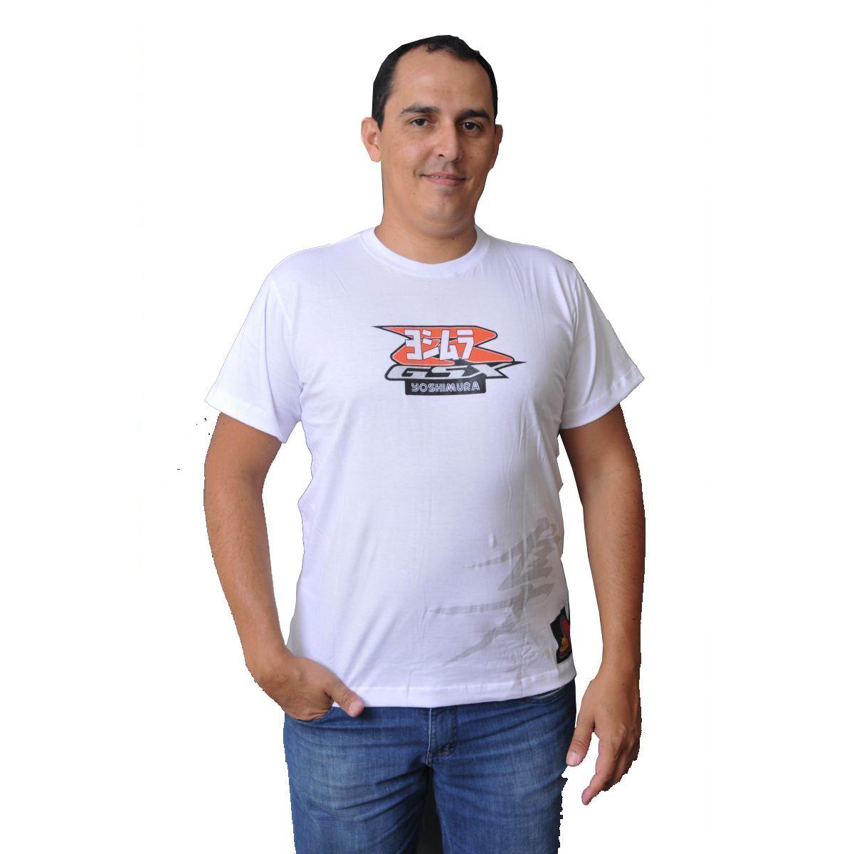 Camiseta GSX 1300R Powered