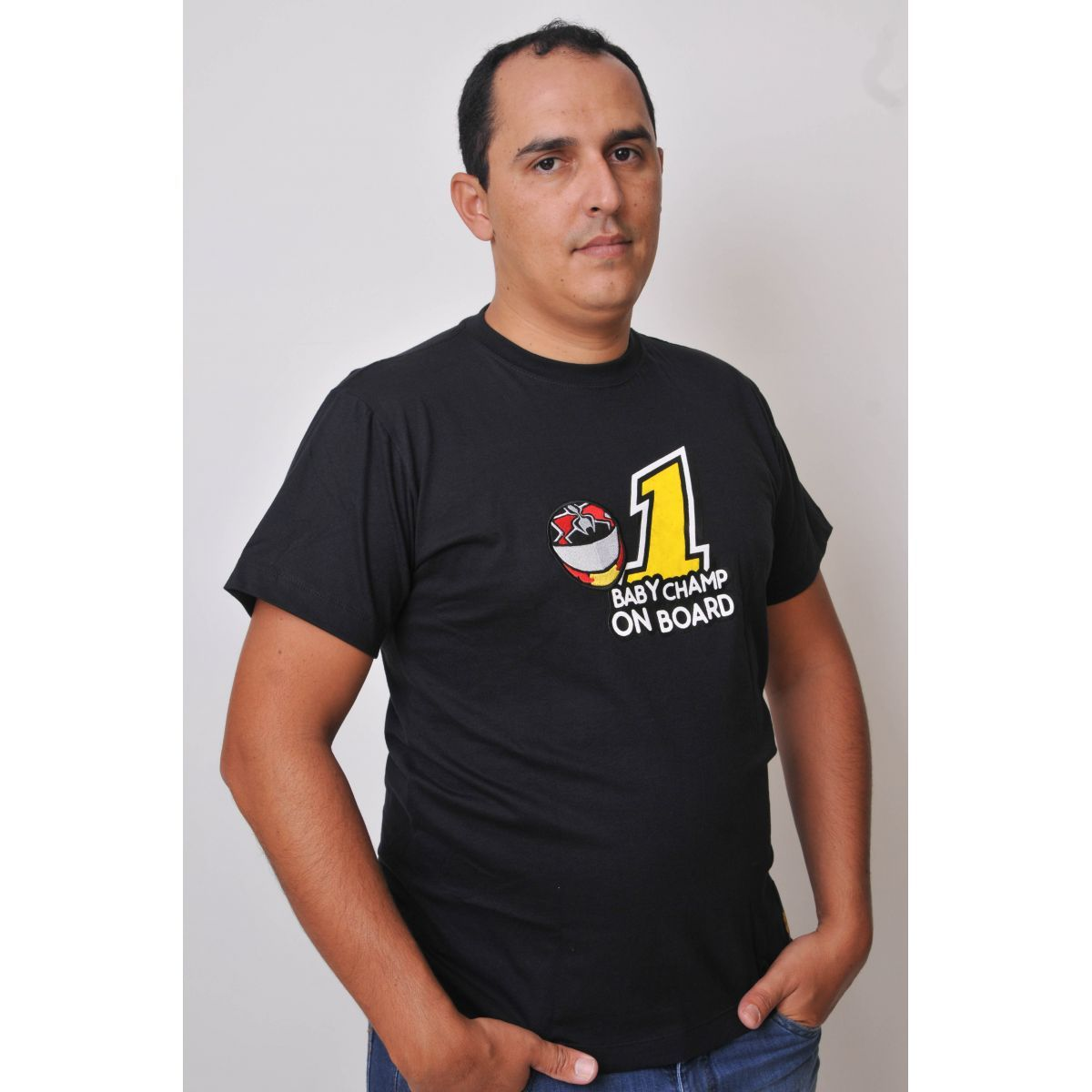Camiseta Marc Marquez 93 Premium Powered