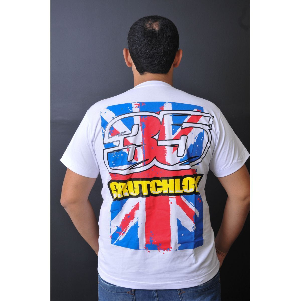 Camiseta Crutchlow Powered