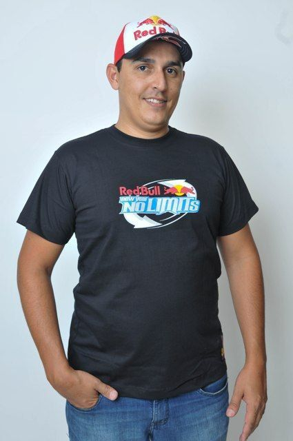 Camiseta Red Bull Road To Rampage Powered  - Motorshopp