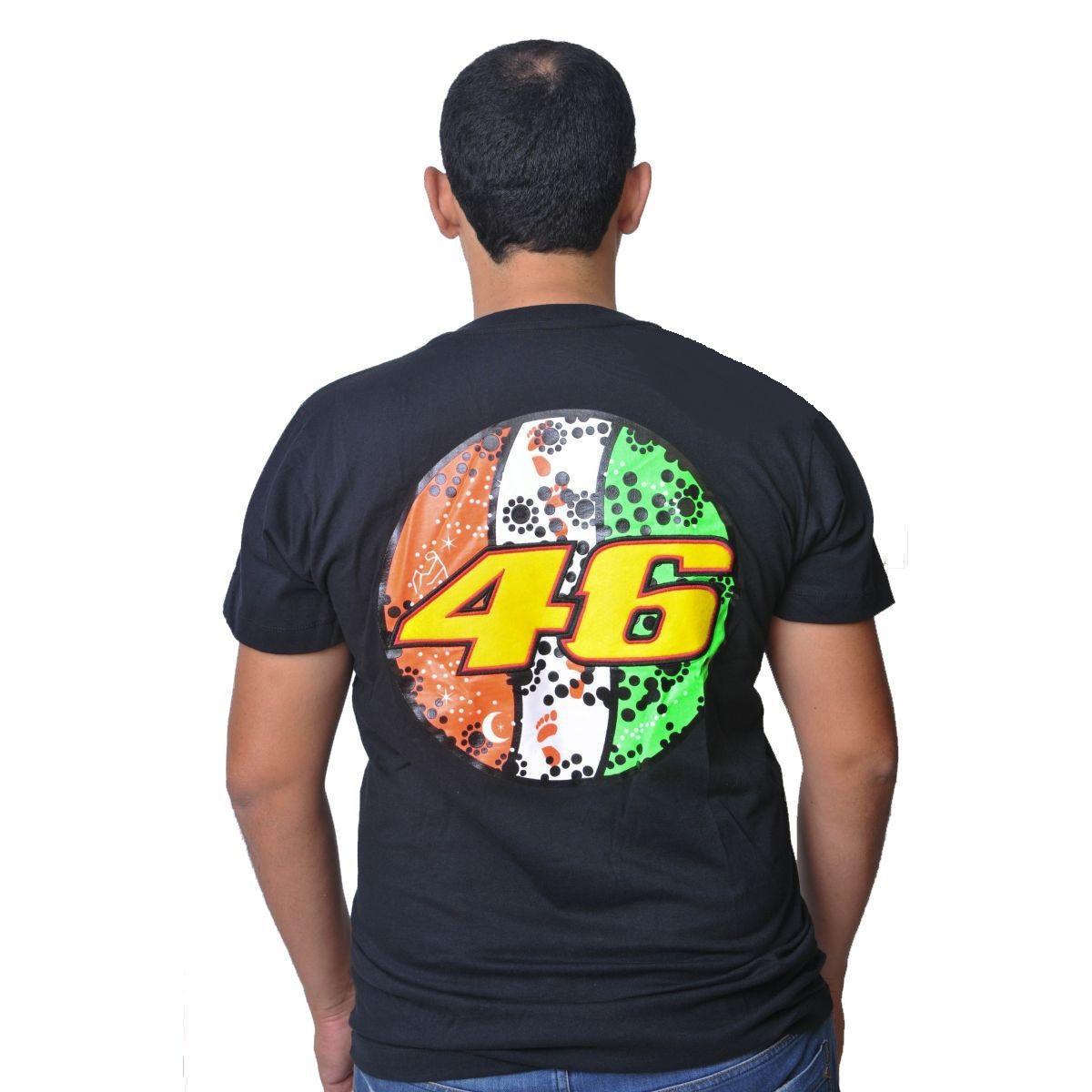 Camiseta Valentino Rossi The Doctor 46 Premium Powered