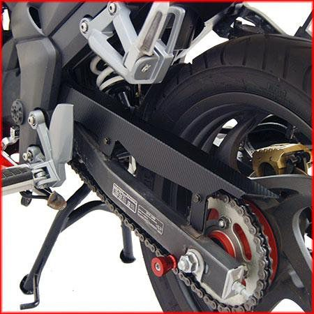 Capa Corrente Next 250 Alumínio Roncar  - Motorshopp