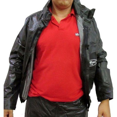 Capa de Chuva Motociclista Piraval - Masculina