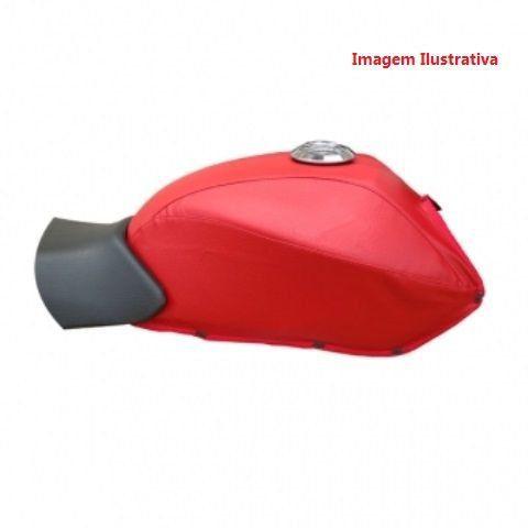 Capa de Tanque GSR 125 150 2012 até 2014 Piraval  - Motorshopp