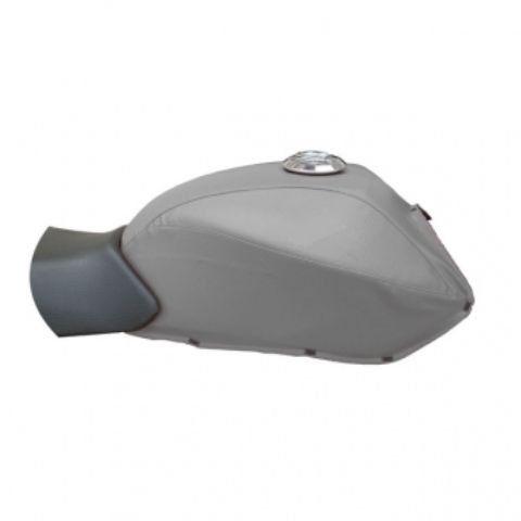 Capa De Tanque Titan 125 Fan Cargo 00 à 08 Piraval  - Motorshopp
