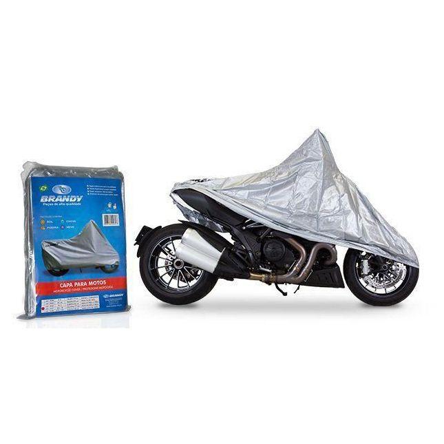 Capa para Cobrir Moto Brandy  - Motorshopp
