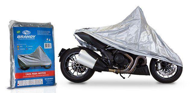 Capa para Cobrir Moto Brandy